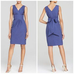 Max Mara Navale Sleeveless Bow Dress, size XS/S